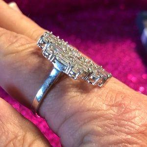 Jewelry - Goshenite Sterling Silver Ring
